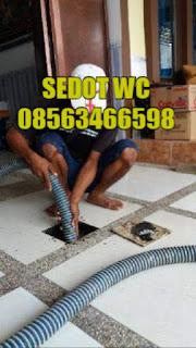 sedot wc surabaya murah banget