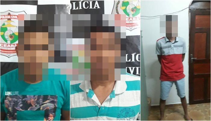 Policia do Ceará elucida homicídio que vitimou adolescente, em Ipaumirim
