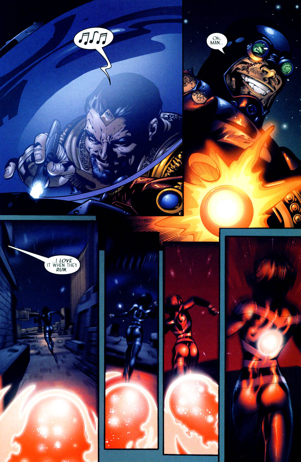 Read online Sigil (2000) comic -  Issue #12 - 20