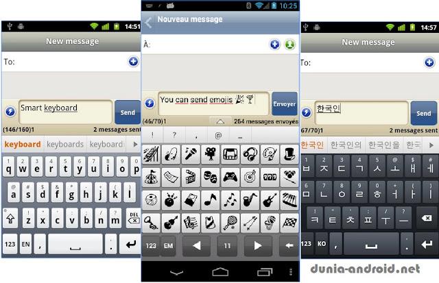 Smart Keyboard Pro Apk v4.9.4