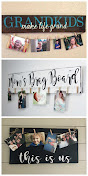 GIRLS NIGHT OUT JUNE - PICTURE HOLDER
