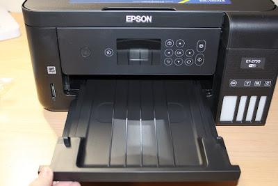 test de l'imprimante  ET-2750