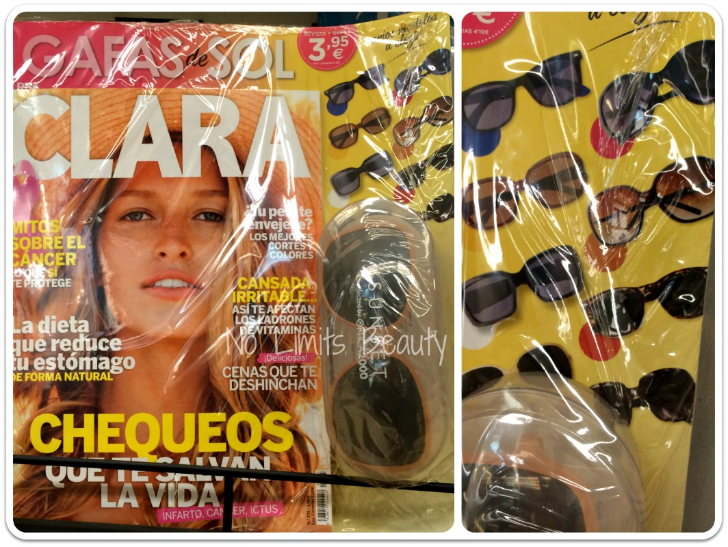 Revista Saber Vivir Libro Regalo No Limits Beauty Regalos Revistas Julio 2015 Telva