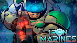 Iron Marines APK MOD OBB