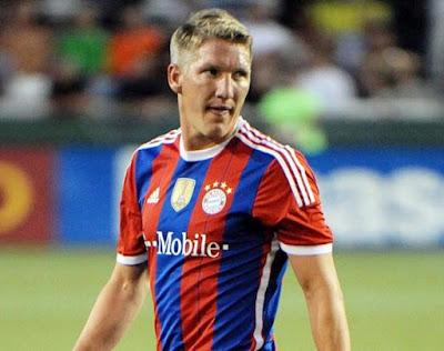 Bastian Schweinsteiger, Pemain Terkaya di dunia peringkat ke 11