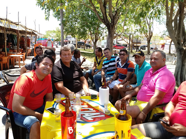 Pré-candidato a deputado Federal Junior Lourenço de Miranda-MA, visita Tuntum-MA e é recebido por lideranças políticas e empresários
