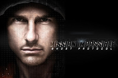 Tom Cruise i Mission Impossible 4