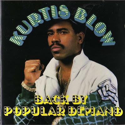 Kurtis Blow – Back By Popular Demand (1988) (CD) (FLAC + 320 kbps)
