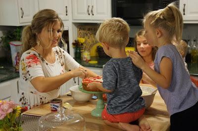 Baking with Erin Bates Paine