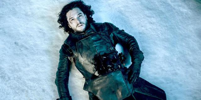 jon snow, dead