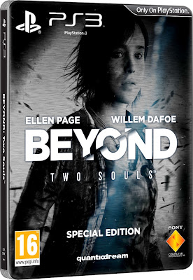 Beyond: Two Souls Special Edition Boxart