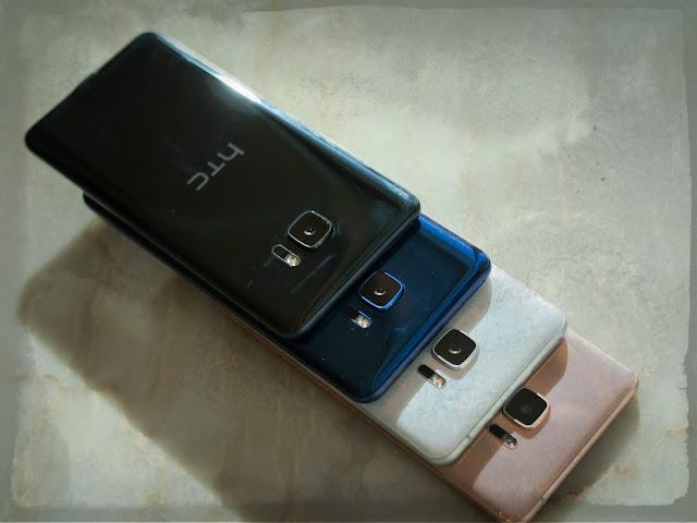 HTC U Ultra Mobile Phone Photo - 5
