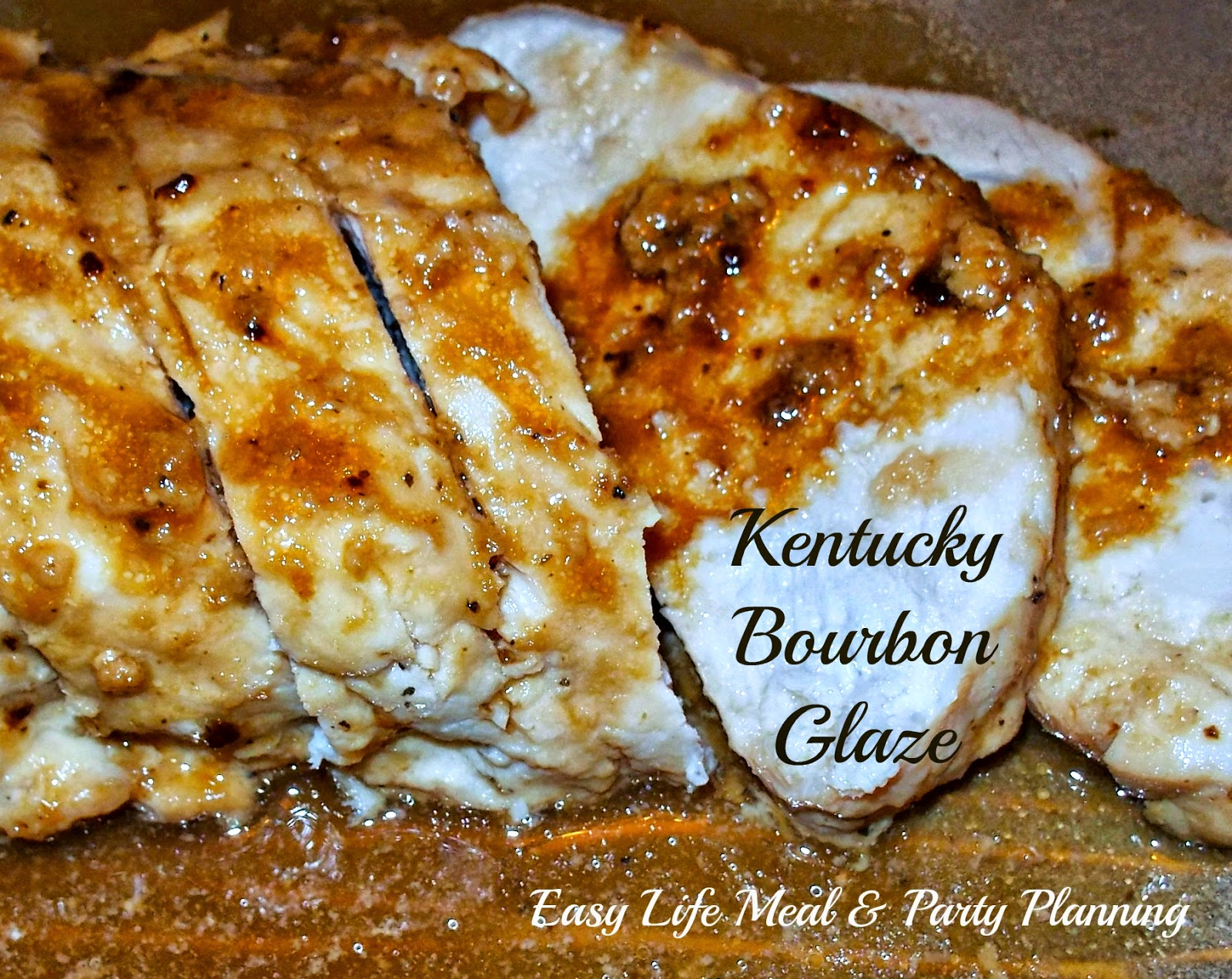 peppered Pork Roast with Kentucky Bourbon Marindate - Easy Life Meal & Party Planning