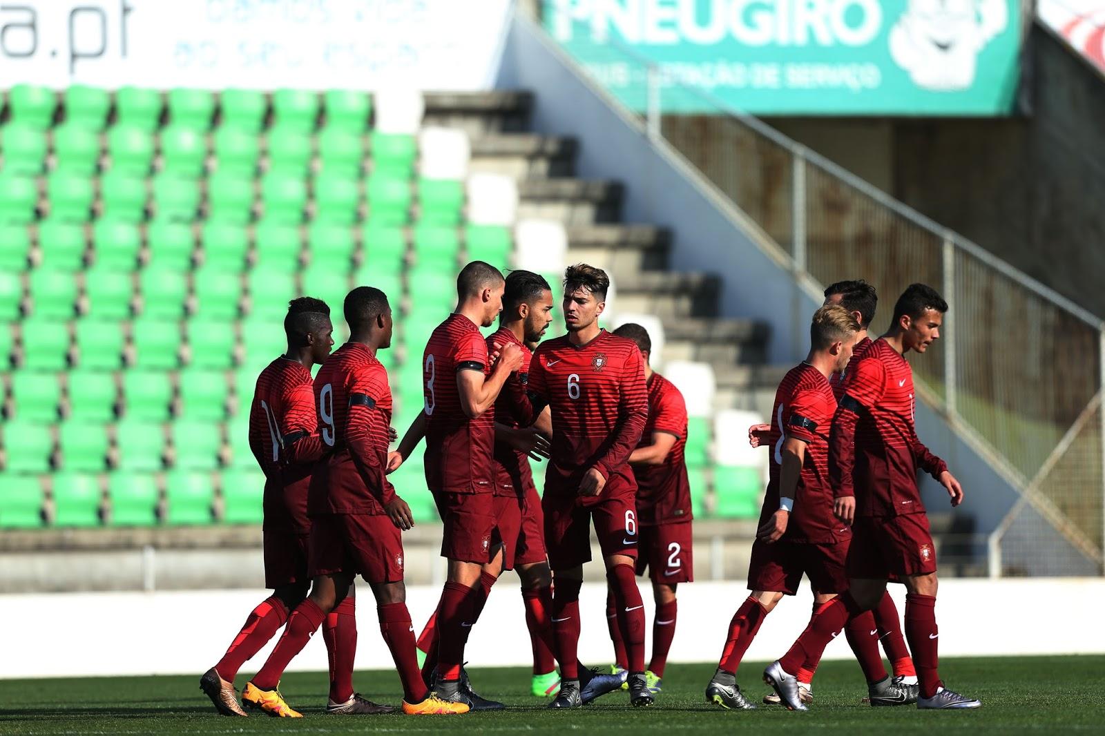 28d5c637695 Portugal – Europeu Sub-19 2016