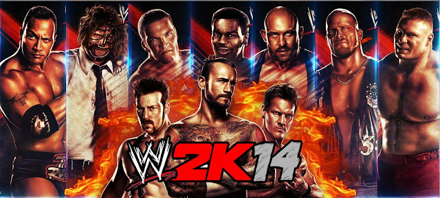 WWE 2K14 Setup Download