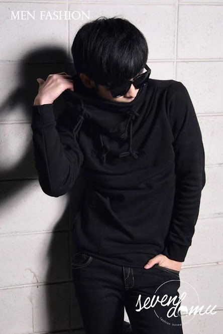 seven domu korean sweater jacket sk18 3