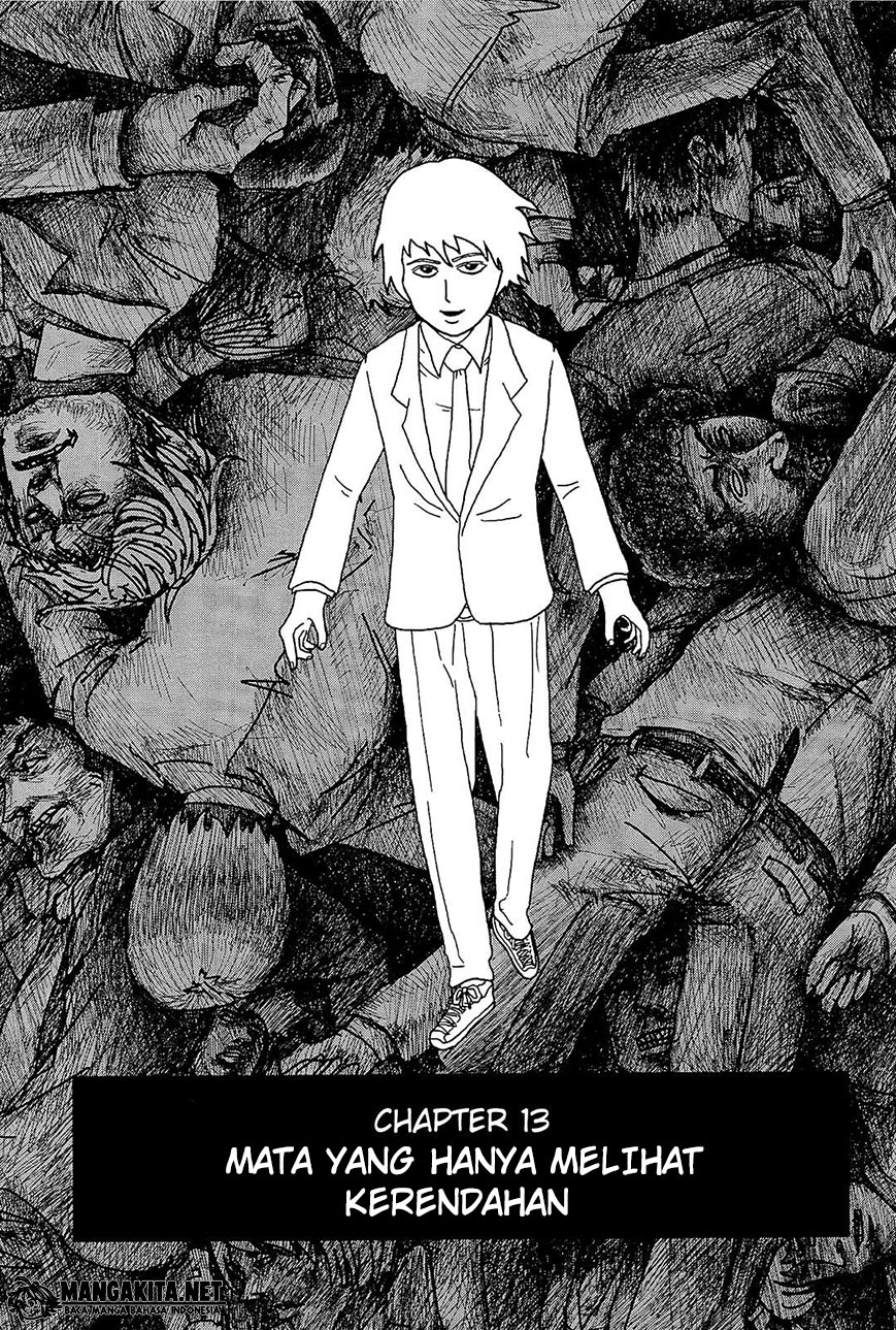 Mob Psycho 100 Chapter 13-2