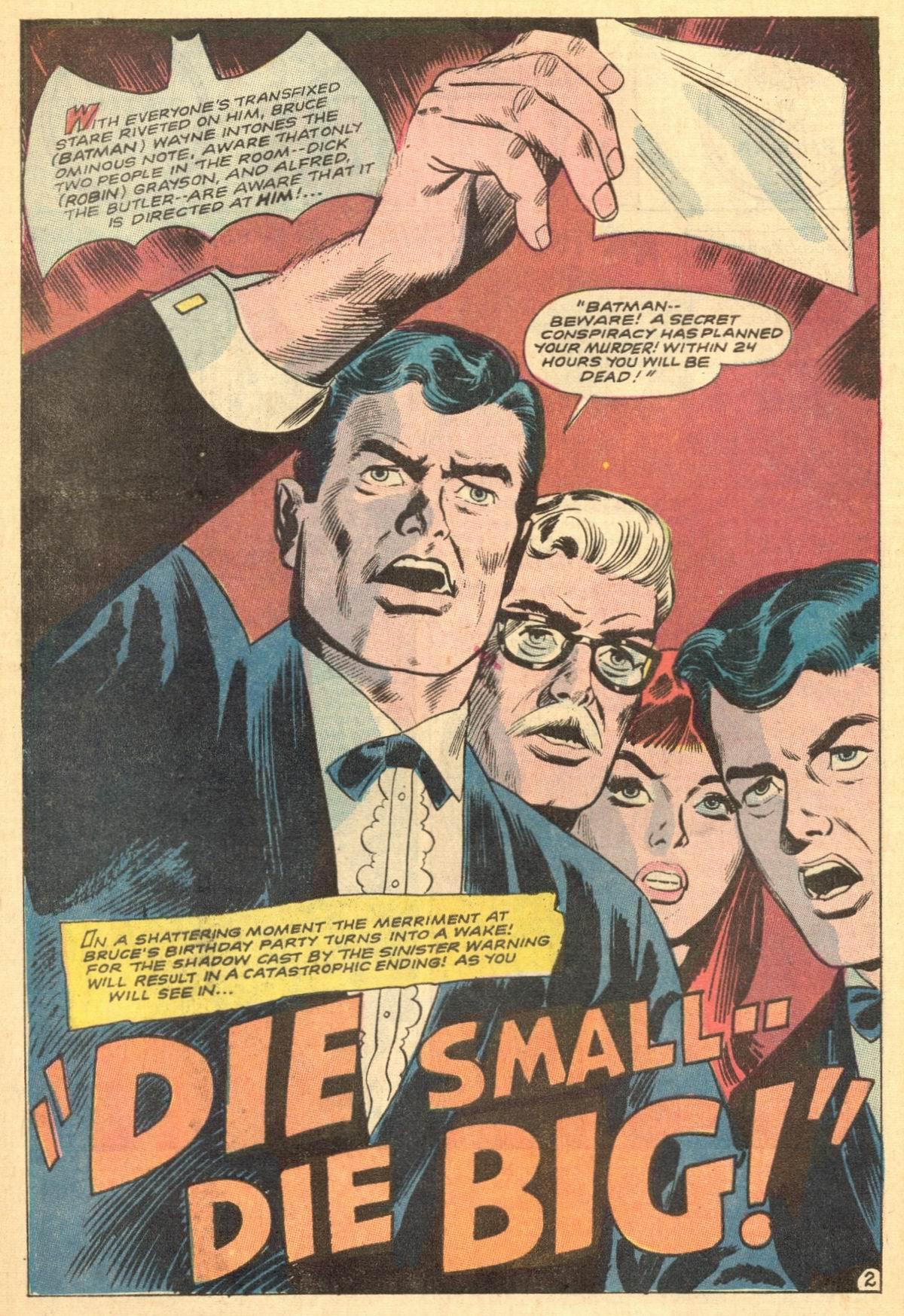Detective Comics (1937) 385 Page 3