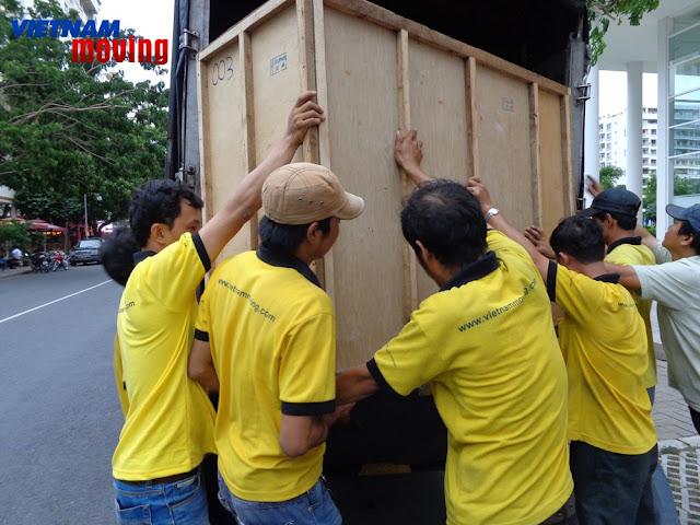 Dịch vụ chuyển nhà trọn gói chuyên nghiệp huyện Cần Giờ
