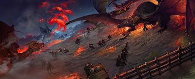 HP e il Calice di Fuoco: Quattro draghi