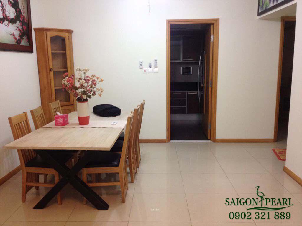 Cho thuê căn hộ Saigon Pearl quận Bình Thạnh giá rẻ - 2
