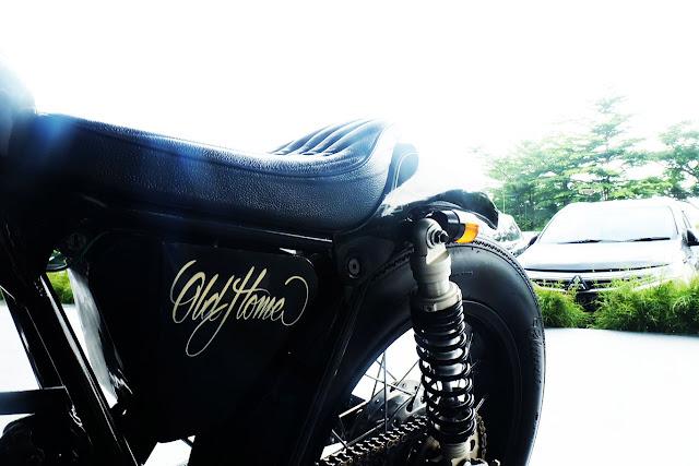 Kawasaki Binter KZ200 Bobber 6
