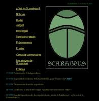 Scarabeus Juegos 2002