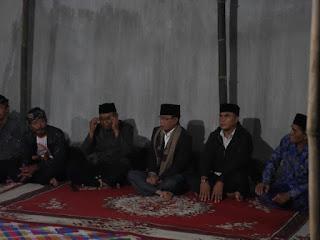 <b>Tiga Pesan Ahyar Abduh Saat Berkunjung ke Desa Setanggor Lotim </b>