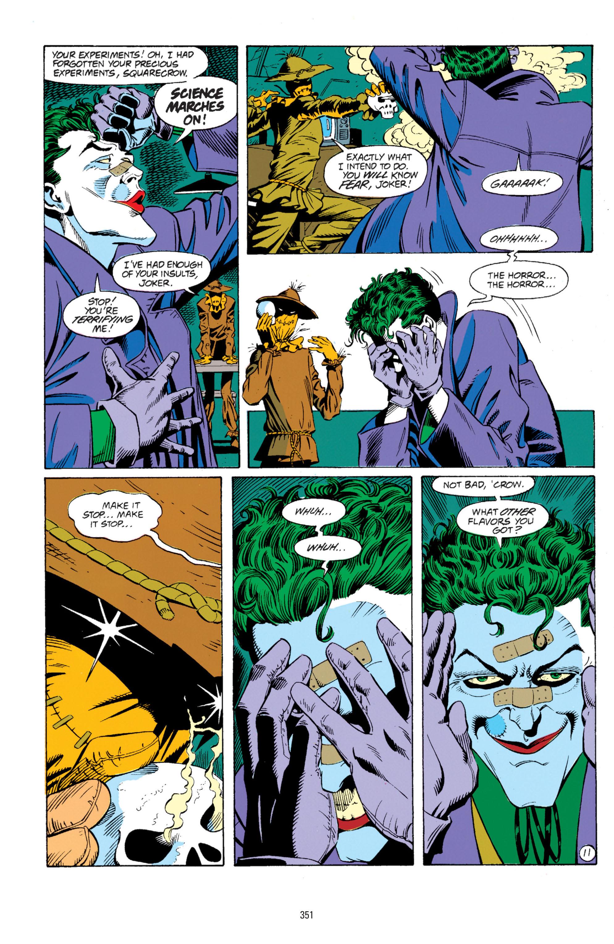 Detective Comics (1937) 664 Page 11