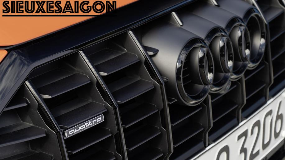 Audi Q3 Đời Mới Nhất Màu Cam Model 2019-2020 Có Gì Mới Hơn Phiên bản cũ đã ra mắt trước đó