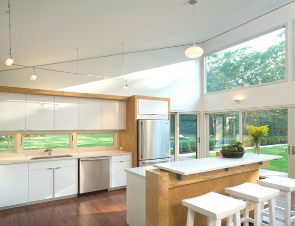 Classy Kitchen Windows Ideas