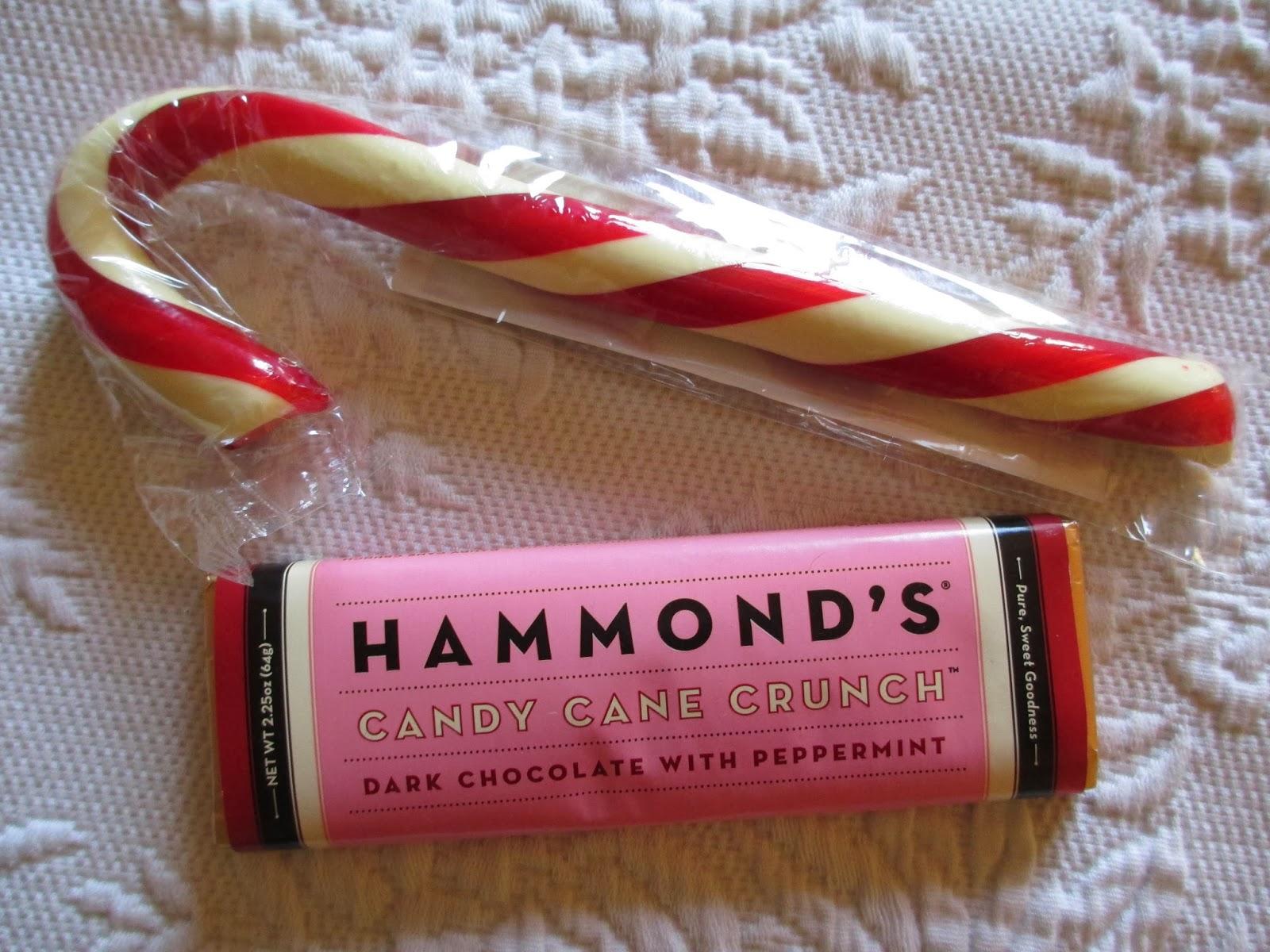 Hammond's: Candy Cane Crunch - Delirious Documentations