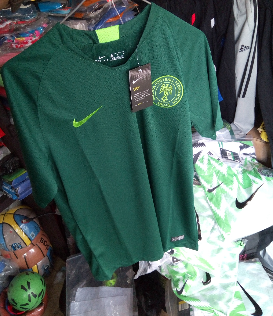 37d5f5eb0d4 New Nigerian Jersey  Buy From Paramount Sports Shop