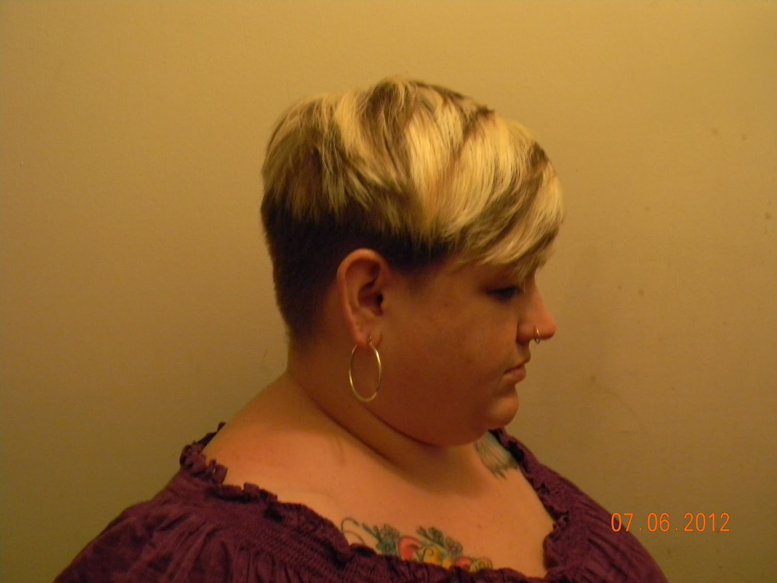 The Pixie Revolution The July Haircut