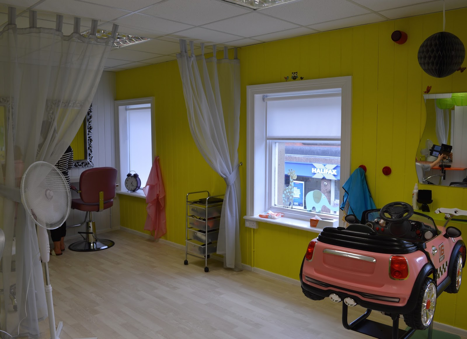 Pikku The Hairdressers In Newcastle For Children And Tweens