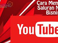 Membuat Saluran/Channel Youtube Dengan Nama Bebas