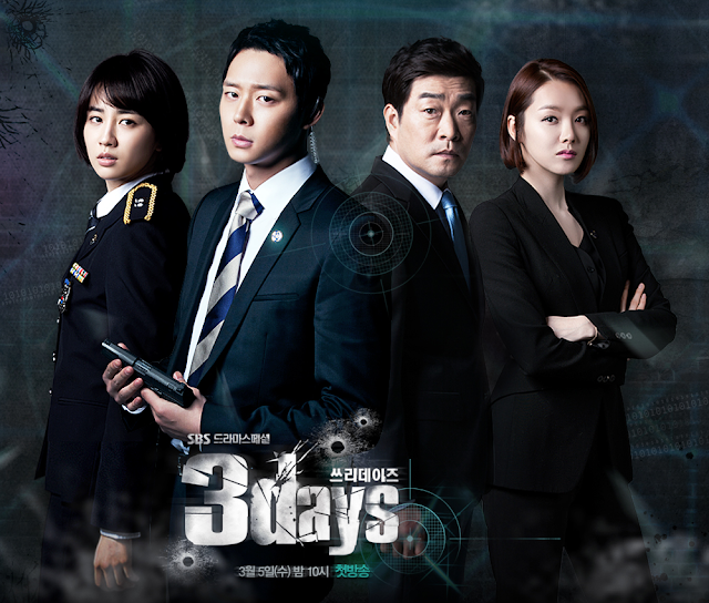 Download Drama Korea 3 Days Batch Subtitle Indonesia