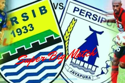 Prediksi Susunan Pemain Persib Bandung Vs Persipura Jayapura Liga 1 2019 Live Indosiar Malam ini