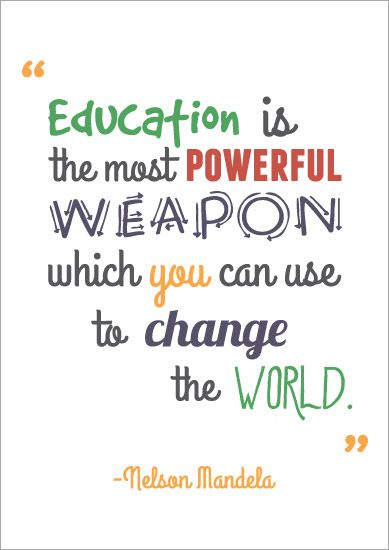 education - quotes and sayings