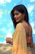 hebah patel cute half saree pics-thumbnail-11