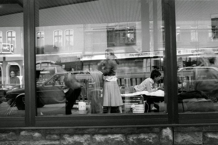 Berlin, Berlin-Lichtenberg, © L. Gigout, 1990
