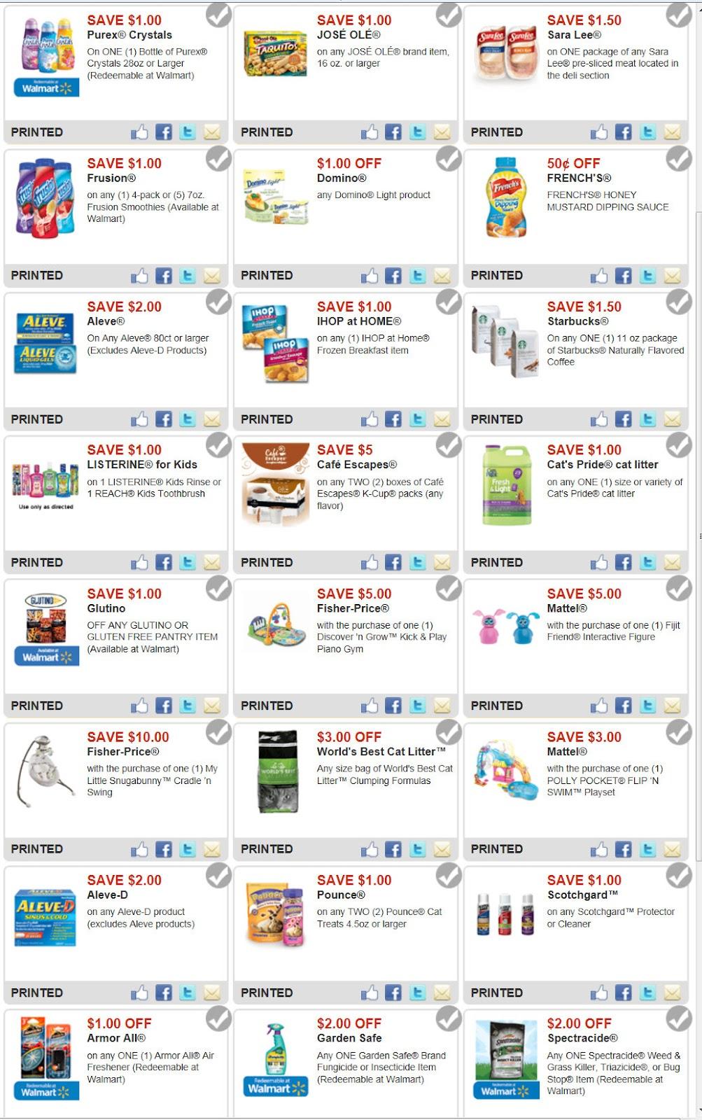 Walmart coupon code online
