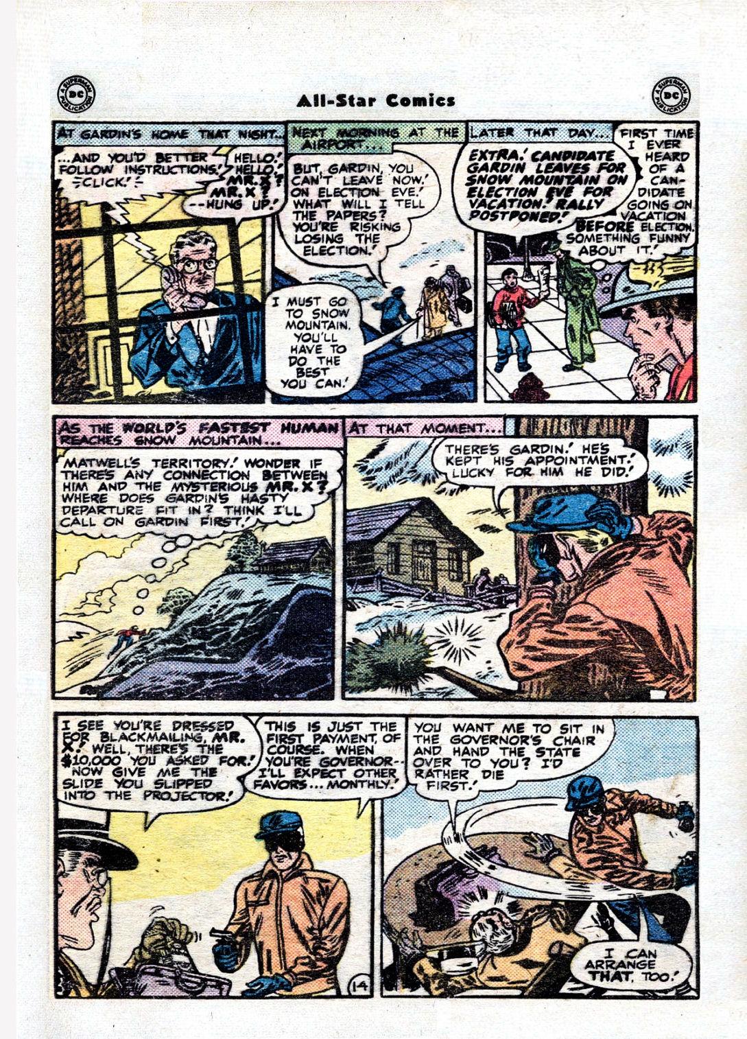 Read online All-Star Comics comic -  Issue #36 - 17