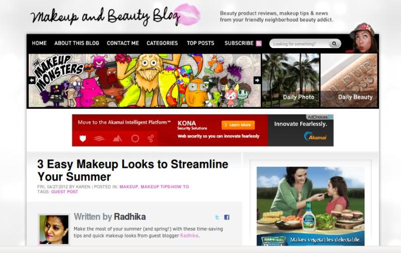 Weekend Ramblings | Makeup Swatches, Tutorials, Beauty