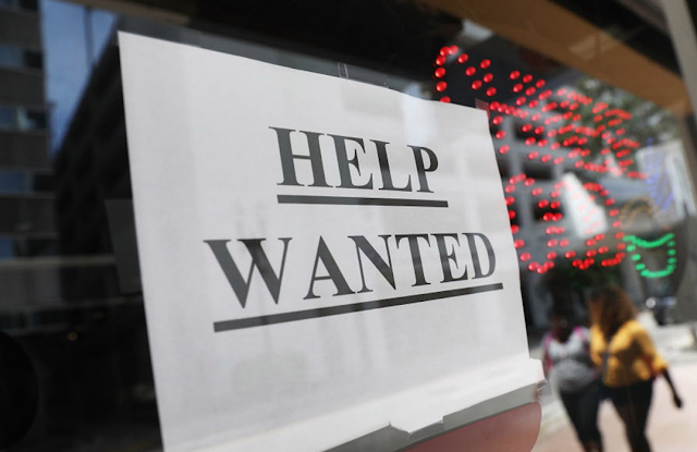 How the higher unemployment rate is actually a good sign
