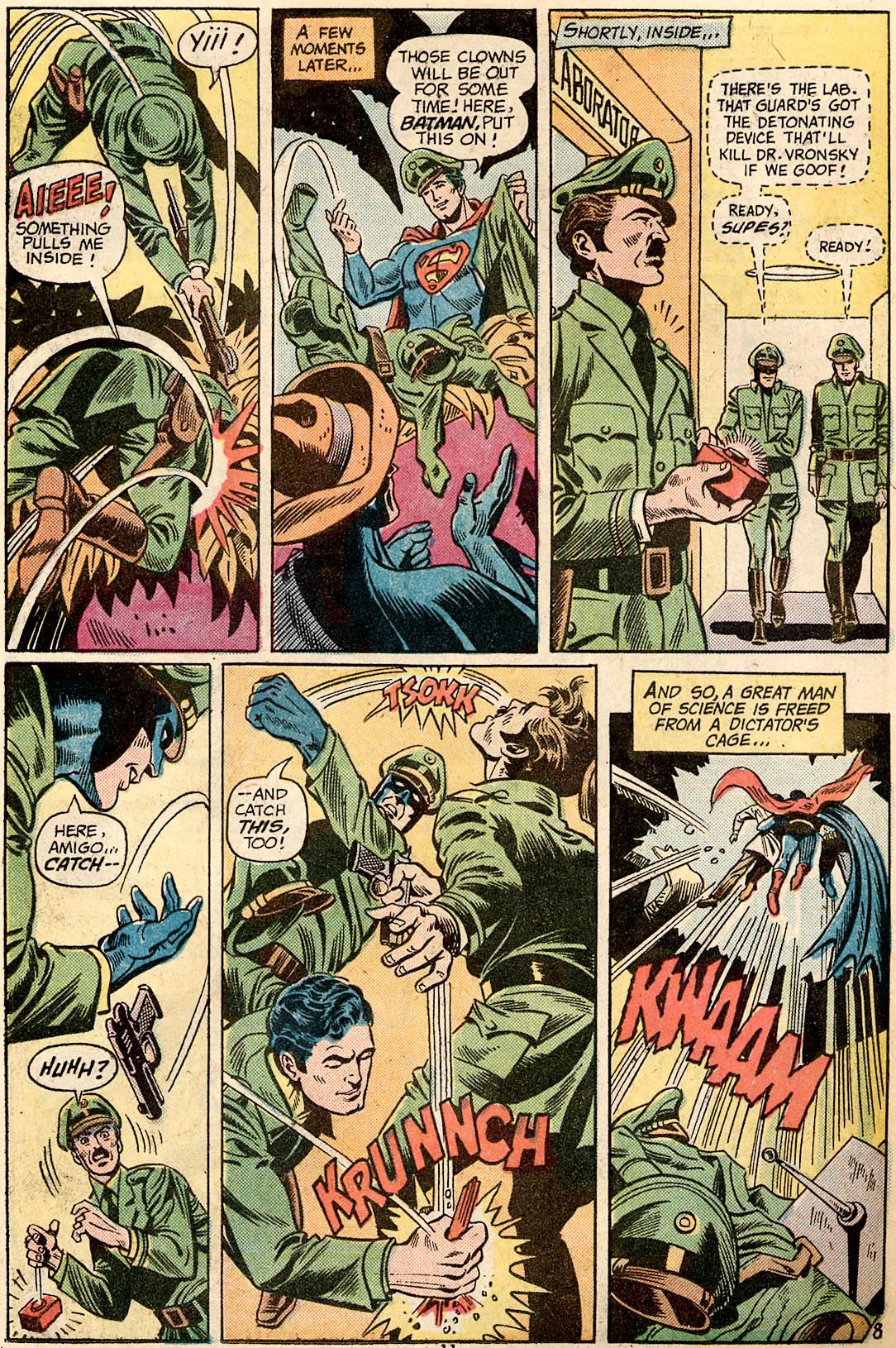 Read online World's Finest Comics comic -  Issue #226 - 10