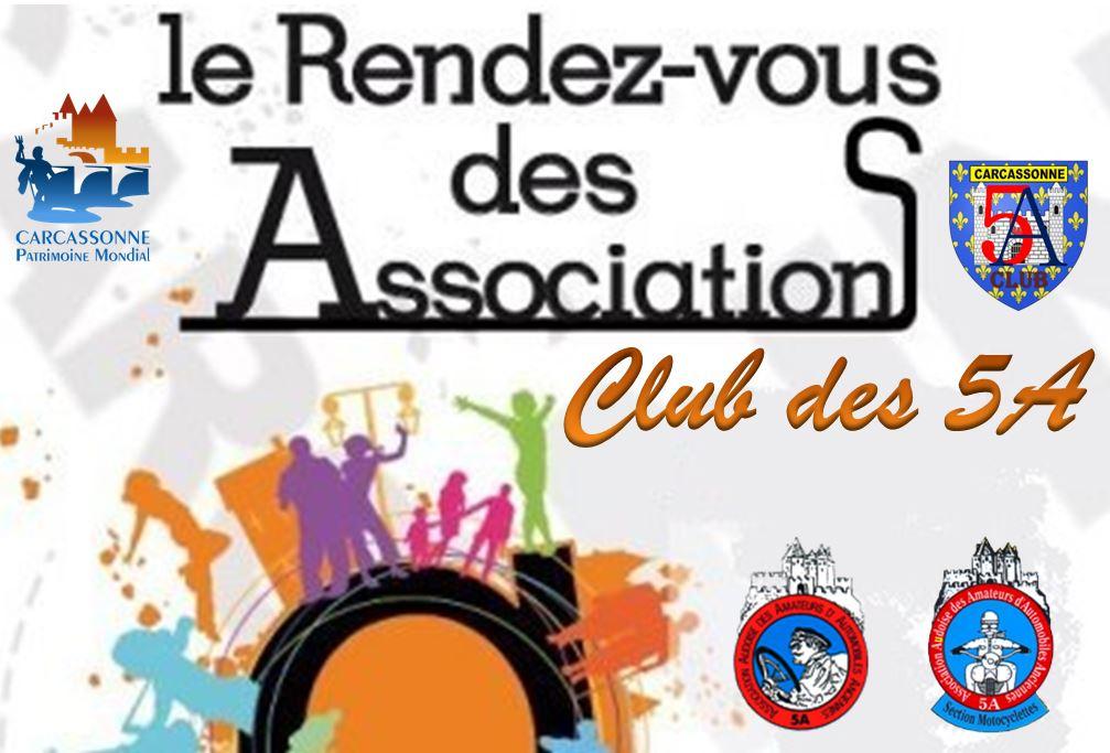 Club5a le salon des associations - Salon des associations ...