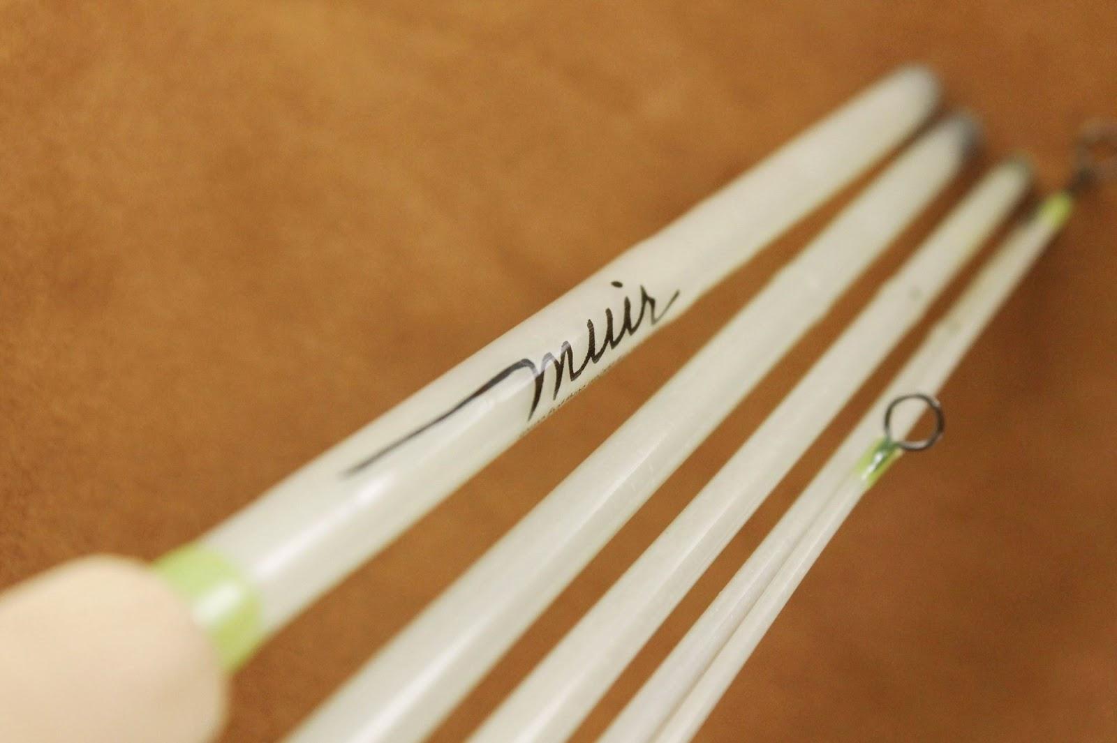 The fiberglass manifesto jp ross fly rods muir blanks for Fiberglass fishing rods