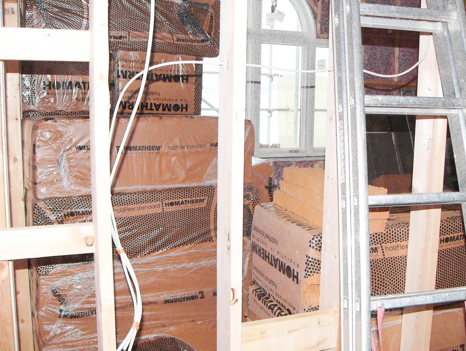 Ökologische und energieeffiziente Dämmung von HOMATHERM. Holzfaserdämmplatten, die natürliche Alternative zur Energieeinsparung. Renovierung und Neubau