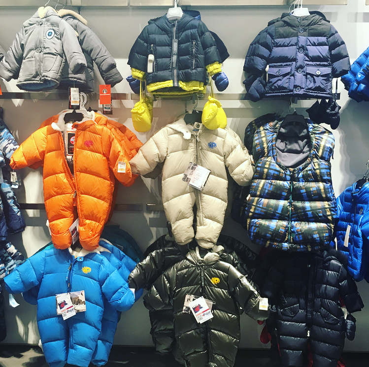 Kids Snowsuits New Century 21 Brooklyn Fulton Mall